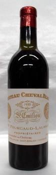 [1950] Ch. Cheval-Blanc シャトー・シュヴァル・ブラン(A) 375ml ※ハーフサイズ