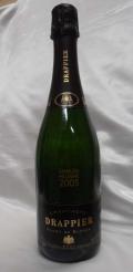 【2005】Blanc de Blanc Grand Cru/ブラン・ド・ブラン・グラン・クリュ(Andre Drappier/アンドレ・ドラピエ)750ml