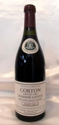 【1988】Corton Grand Cru/コルトン・グラン・クリュ(Domaine Louis Latour/ルイ・ラトゥール)750ml