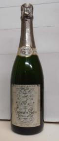 【NV】Brut Blanc de Blancs Grand Cru/ブラン・ド・ブラン・グラン・クリュ・ブリュット(Bernard Pertois/ベルナール・ペルトワ)750ml