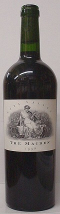 ザ・メイデン・レッド・ワイン(ハーラン・エステート)【2010】750ml