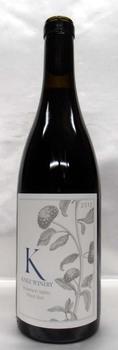 [2012]Pinot Noir Anderson Valley【Knez Winery】ピノ・ノワール・アンダーソン・ヴァレー【ケイネズ・ワイナリー】 750ml
