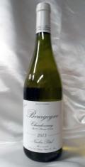 【2013】Bourgogne Chardonnay Vieilles Vignes/ブルゴーニュ・シャルドネ・ヴィエイユ・ヴィーニュ(Nicolas Pote/ニコラ・ポテル)750ml