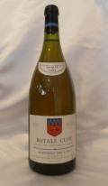 [1991] Bourgogne Blanc Royal Clubブルゴーニュ・ブラン・ロイヤル・クラブ【ルモワスネ】 1500ml