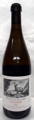 [2011]Wapiti Cellars Viognier ワピティ・セラーズ・ヴィオニエ【Foxtrot Vineyards フォックストロット・ヴィンヤーズ】 750ml