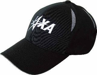 【JAXAグッズ】JAXAキャップ(ブラック)
