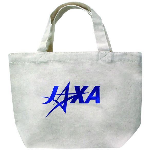 JAXAロゴグッズ トートバッグS ホワイト