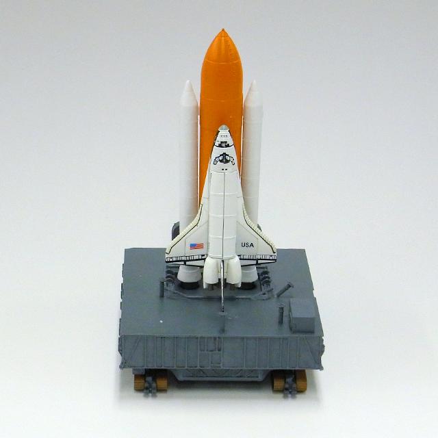4Dパズル スペースシャトルランチャー メイン