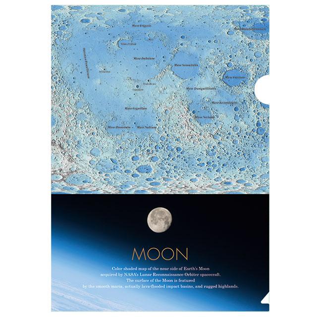 【宇宙を探る!天体シリーズ】Moon(ルナーマップー月)