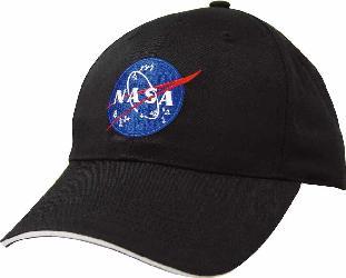 【NASAグッズ】NASAドライキャップ(ブラック)