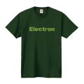 ELECTRON(電子)Tシャツ[フォレストグリーン]