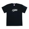 JAXAロゴグッズ Tシャツ ブラック