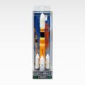 H-IIB 4色 ボールペン パッケージ
