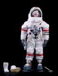 アポロ17号宇宙飛行士フィギュア 1/6スケール