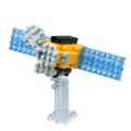 ナノブロック 太陽観測衛星