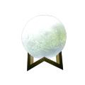 【宇宙グッズ】3Dムーンライトランプ