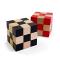 IQテスト木製パズル メイン