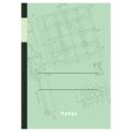 コッククロフト・ウォルトン型加速器 実験ノート グリーン 表紙