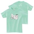 元素ならべネコTシャツ メイン