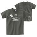 光のふしぎネコTシャツ メイン