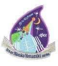 【JAXAオフィシャル】シャトル搭載記念ワッペン(STS-131)