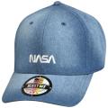 【NASAグッズ】NASAキャップ カラー:デニム
