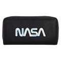 【NASAグッズ】ナガサイフ オーロラ ワームロゴ
