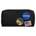 【NASAグッズ】ナガサイフ ワッペン ミートボールロゴ