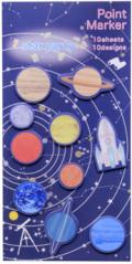 スターパーティーポイントマーカー 太陽系