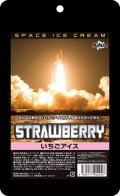 【宇宙食】スペースアイスクリーム(いちごアイス)