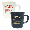 【NASAグッズ】マグカップ[ホワイト・ブラック]