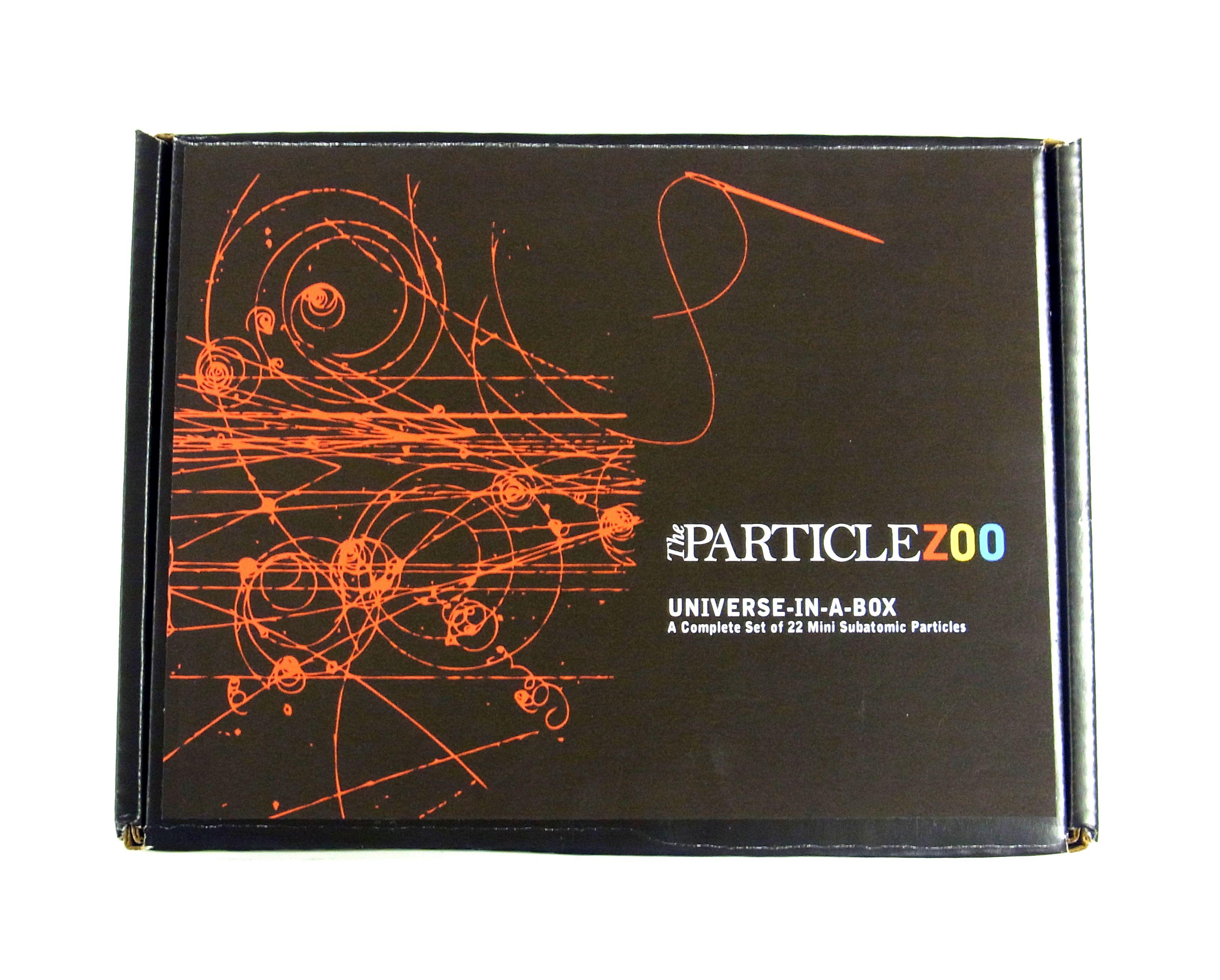 【素粒子物理グッズ】UNIVERSE-IN-A-BOX22個セット