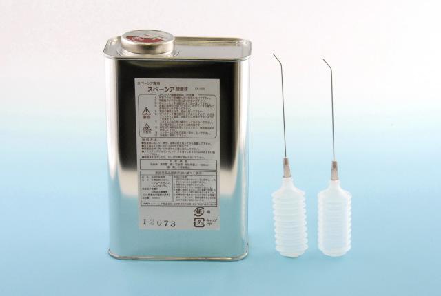 プラスチックジョイント用接着液