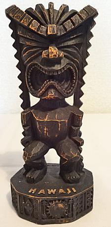 【ハワイアン雑貨・最安値を目指します】ハワイアンTIKI/God of Money TIKI6