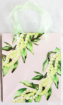 ハワイアン・ギフトバッグ・紙袋/ピカケS