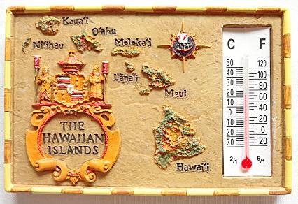 【ハワイアン雑貨・最安値を目指します】ハワイアンマグネット/ビンテージハワイ