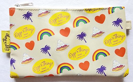 【ハワイ限定・Eggs'n Things】エッグスンシングス・ハワイアンポーチ/Sサイズ