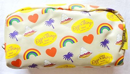【ハワイ限定・Eggs'n Things】エッグスンシングス・ハワイアンポーチ/Mサイズ