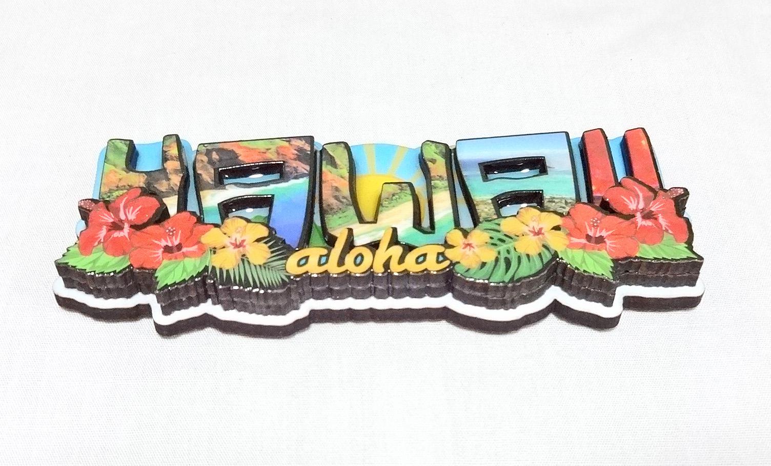 ハワイアンマグネット/HAWAII