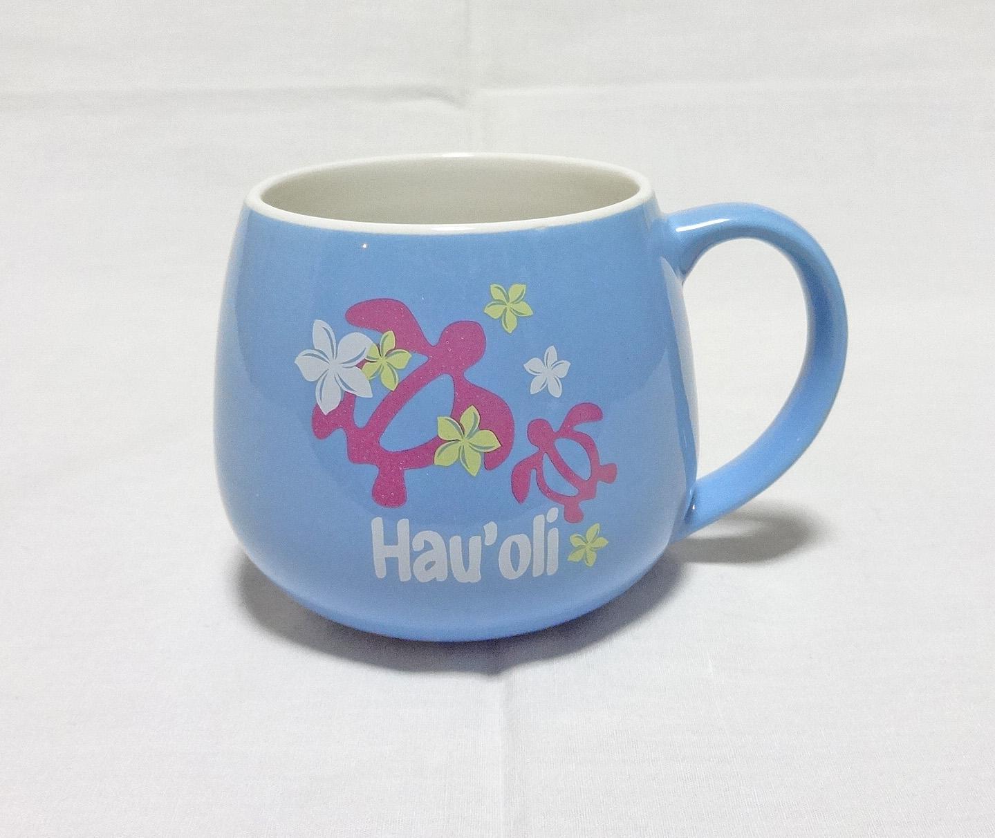 ハワイアンマグカップ/マハロホヌ