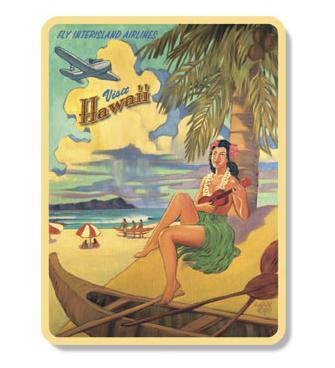 ハワイアンマグネット/FULAGIRL