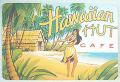 ハワイアン・ヴィンテージポストカード/フラガール02