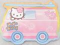 【在庫限りの激安特価】ハローキティ☆ハワイ限定スティックノート/サーフボード