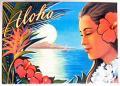 ハワイアンマグネット/アロハムーン