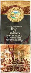 【増量版】ロイヤルコナコーヒー・ロイズ/パシフィックロースト/粉タイプAD8oz(227g)