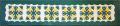【円高還元セール】ハワイアンキルト・テーブルランナー(ロングタイプ)/パイナップル