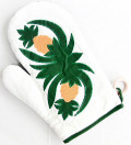 ハワイアン・鍋つかみ/パイナップルMC2