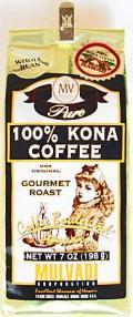 MULVADI 100% コナコーヒー/豆タイプWB 7oz(198g)