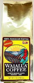 【賞味期限間近の為・特別価格】WAIALUA COFFEE 100% / ワイアルアコーヒー100% /7oz(198.5g)