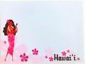 【ハワイアン雑貨・最安値を目指します】ハワイアンスティックノート/フラウクレレ